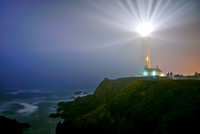A Night Lost to History - Pigeon Point Lighthouse