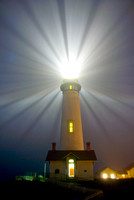 Pigeon Point Lighthouse - Lighting Event